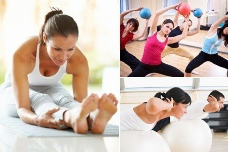 Perdre la graisse du ventre : quels sports pratiquer ? - Pilates