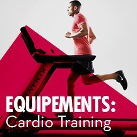 Equipements Cardio Training