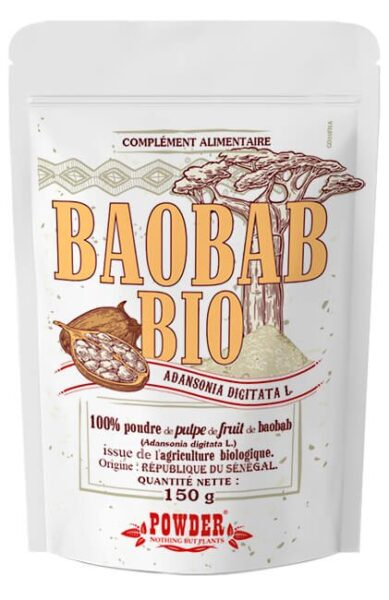 pulpe de fruit de Baobab