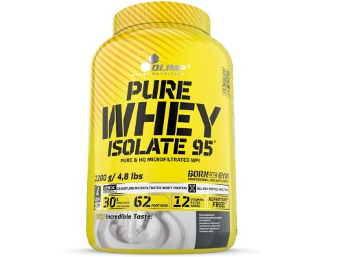 Whey isolate 95 pure