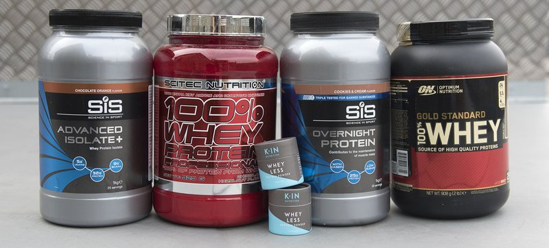 comparatif whey isolate pure